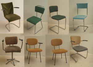 Zelf Stoel Bekleden : Stoel bekleden portfolio categorie la estel meubelstoffeerder